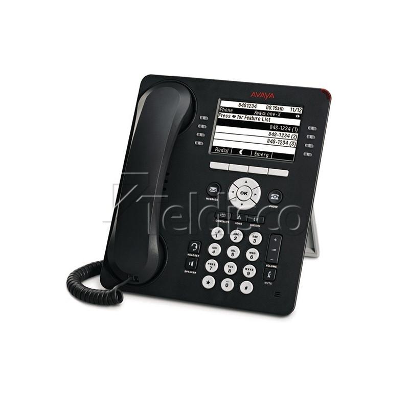 124 new and refurbished avaya 9600 series ip phone