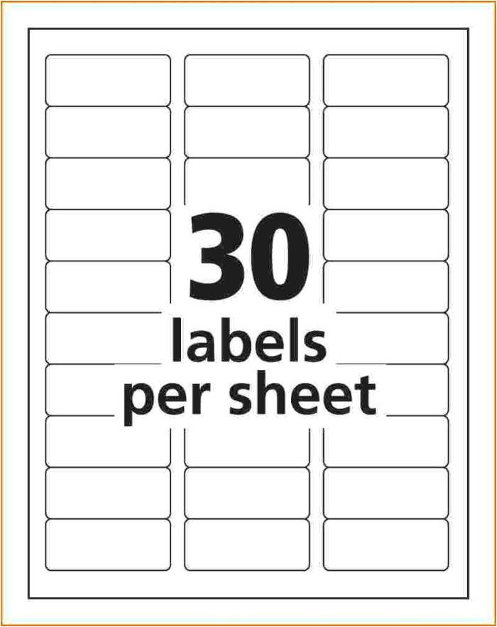 8 tab cut avery template
