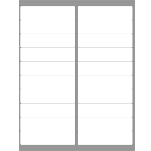 Avery 8161 Label Template 4 Quot X 1 Quot 1 000 Address Labels Compatible to Avery 5161