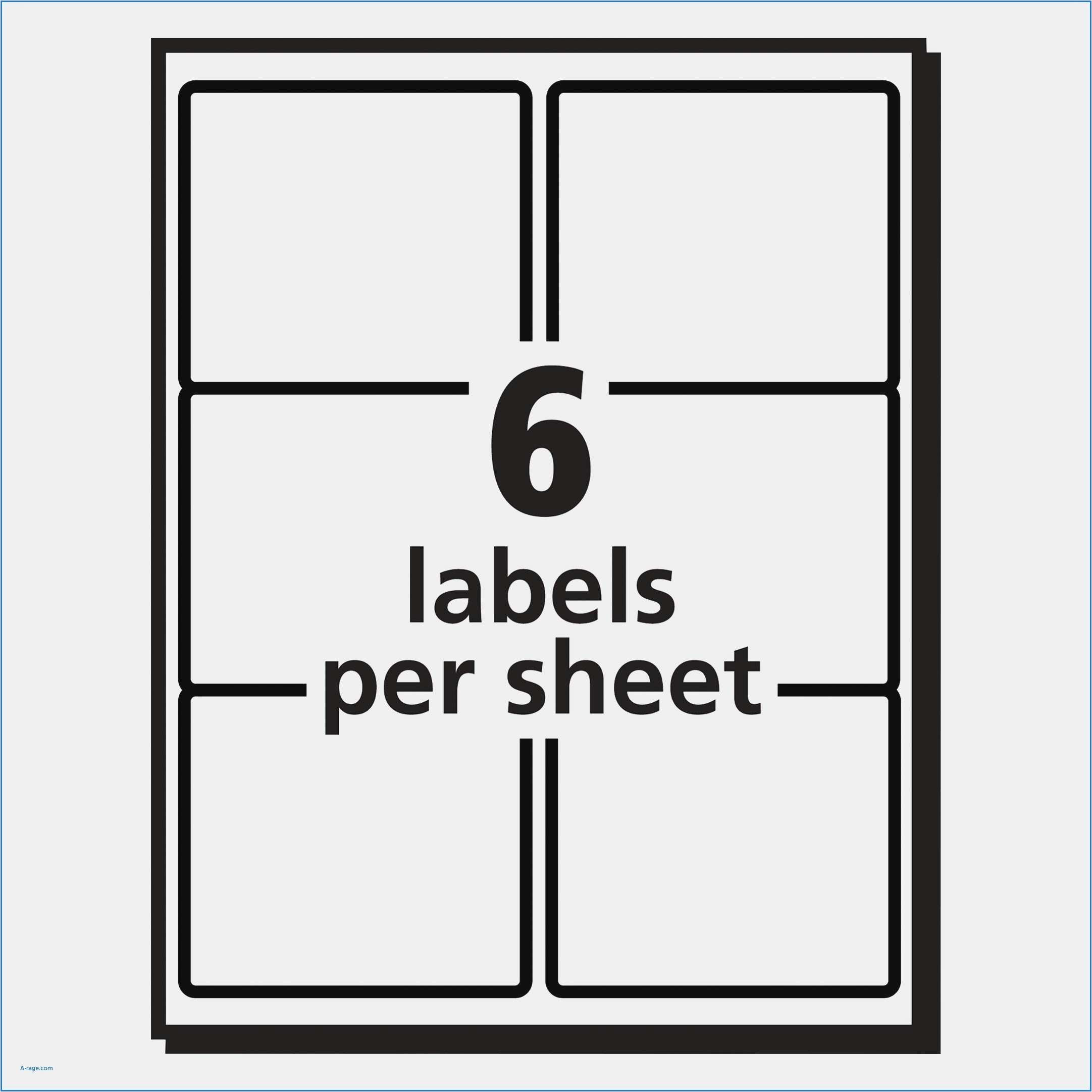 2x4 label template avery