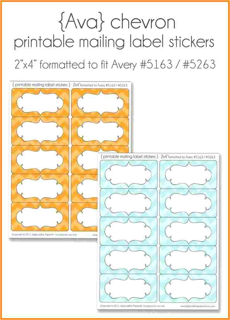 7 avery 2x4 label template