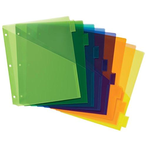 free shipping avery big tab insertable plastic 20225295