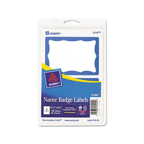 ave5144 office products avery visitor badges