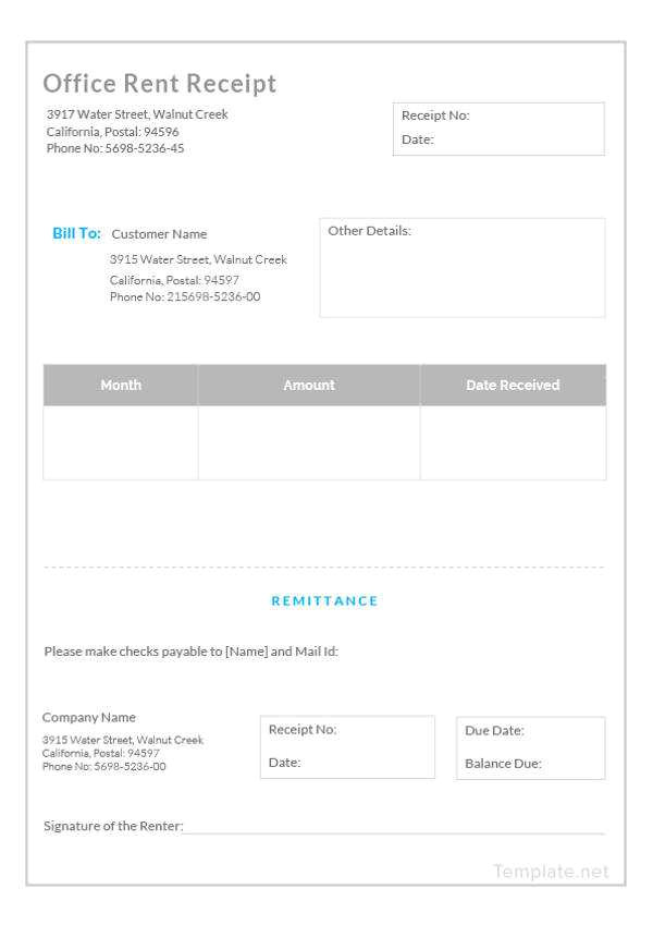 121 receipt templates doc excel ai pdf ideas from avery template 5698