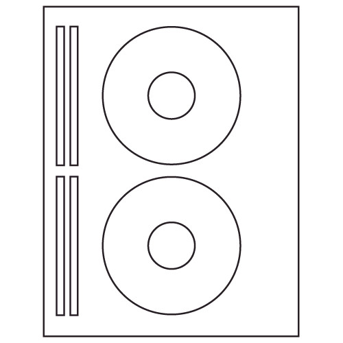 avery cd labels