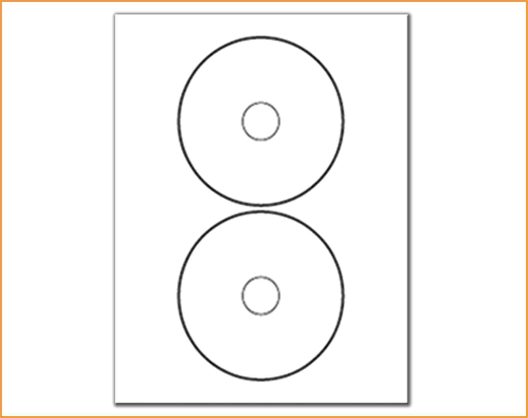 8 staples cd label template