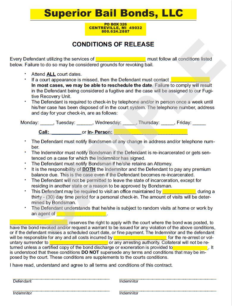 bail bond bailbonds custom business laser forms security checks