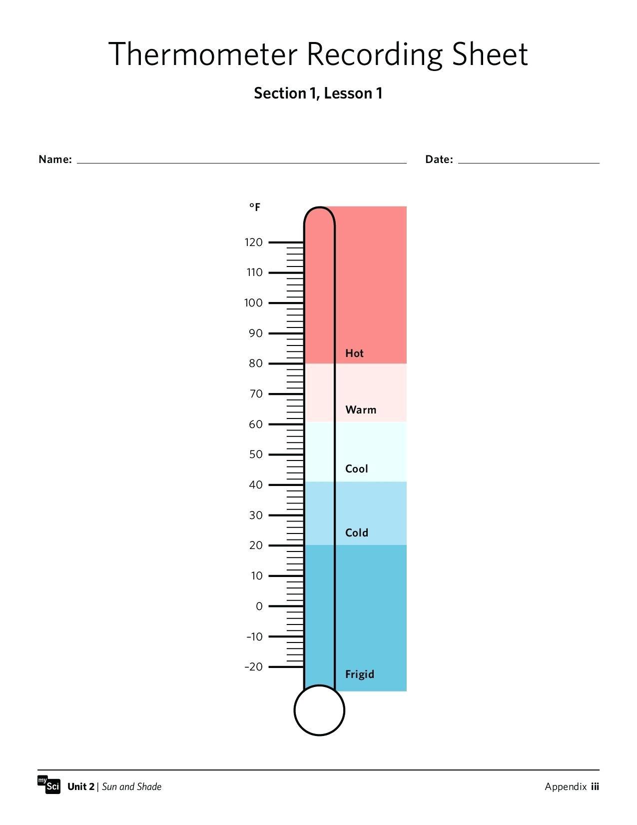 barometer template