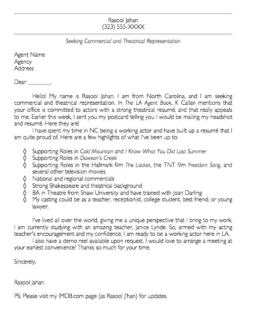best cover letters ever written