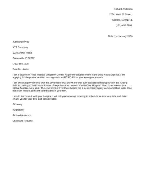 the best cover letters