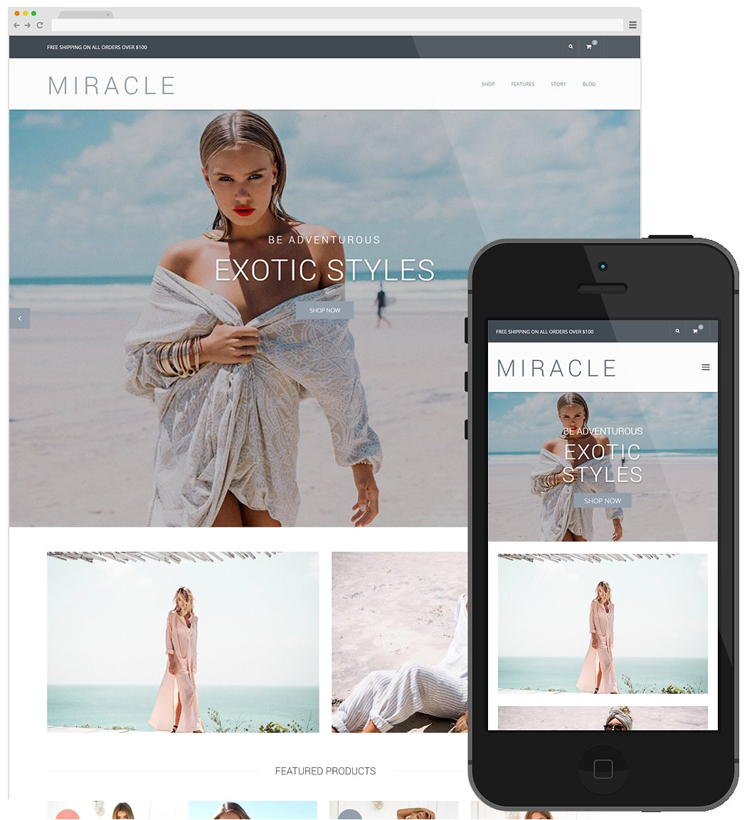 1245614 miracle big cartel theme