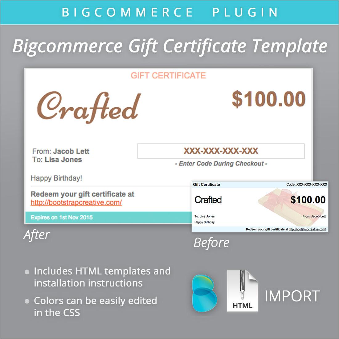 333753 bigcommerce gift certificate design