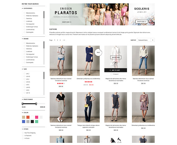 bigcommerce addons ajax layered navigation now available