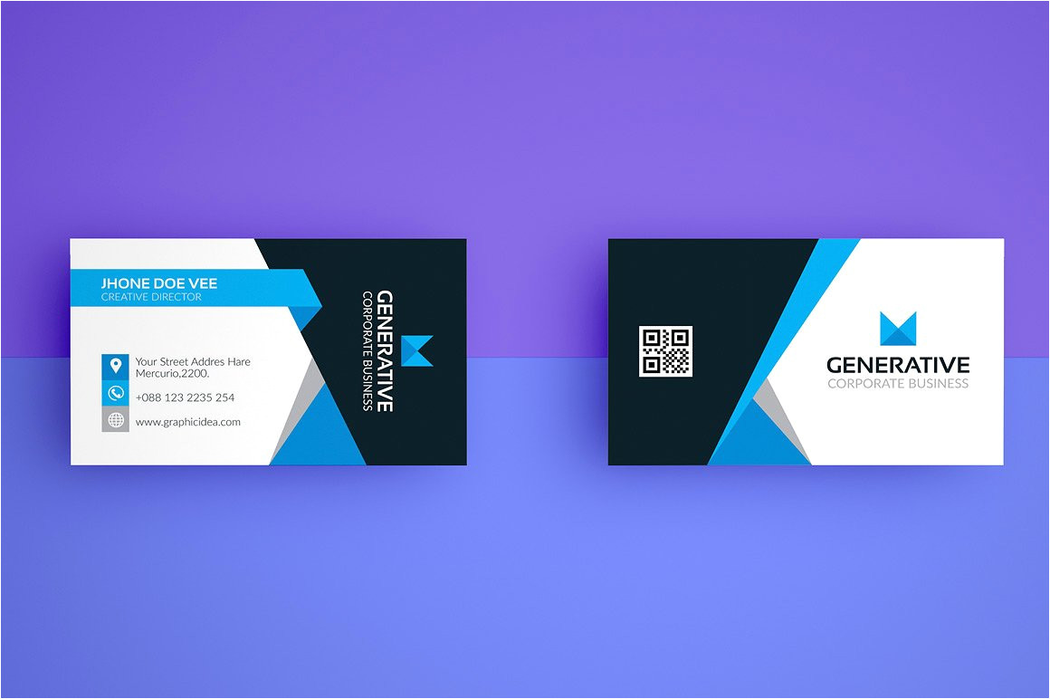 1286989 business card template vol 04