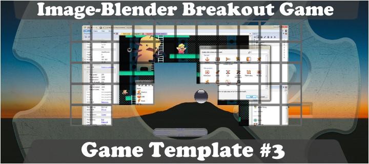 image blender breakout template 2329