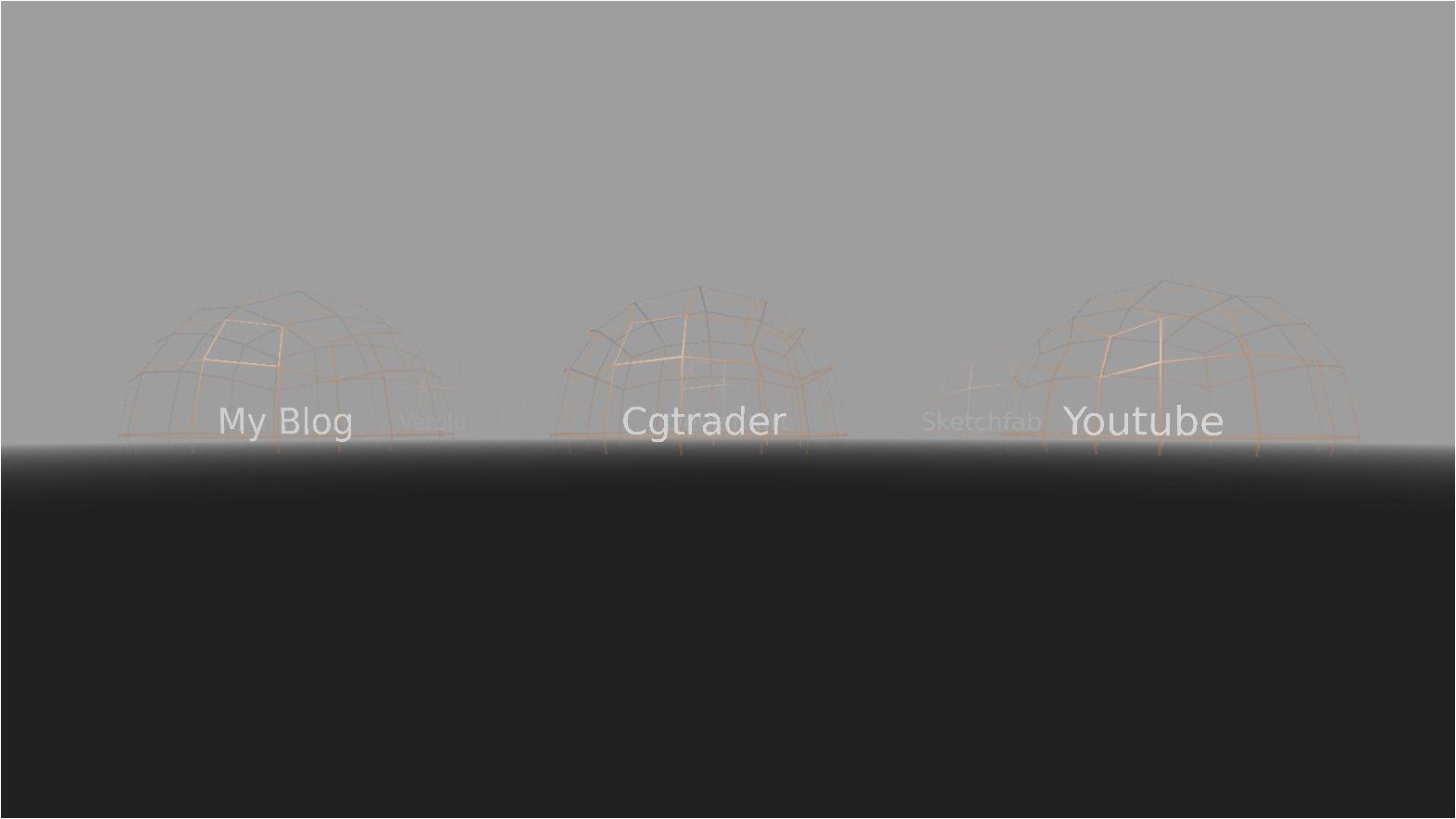 Blender Game Template Weblink Opener Template Blender Game Eng Free 3d