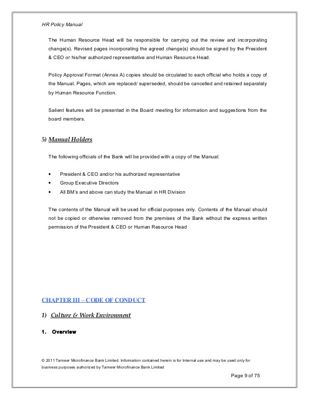 board policy manual template download sop template free