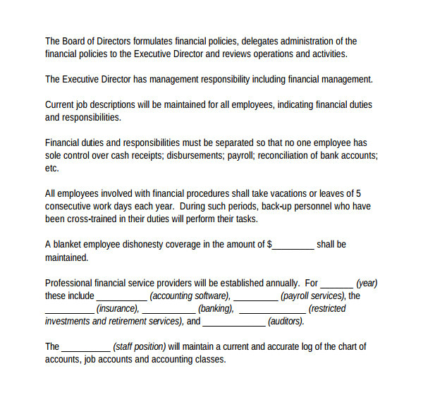 board policy manual template policy and procedure manual church sample