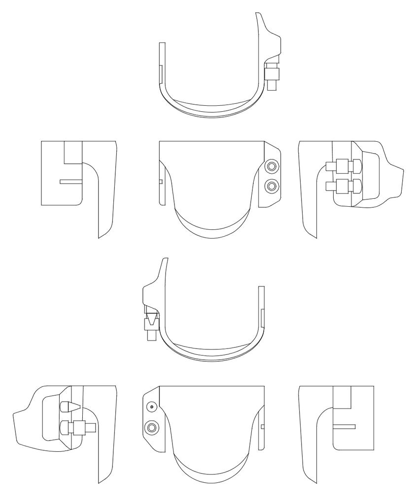 search q chest armor template mandalorian form restab