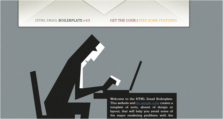 Boilerplate Email Template tools and Resources to Speed Up Your Web Design Workflow