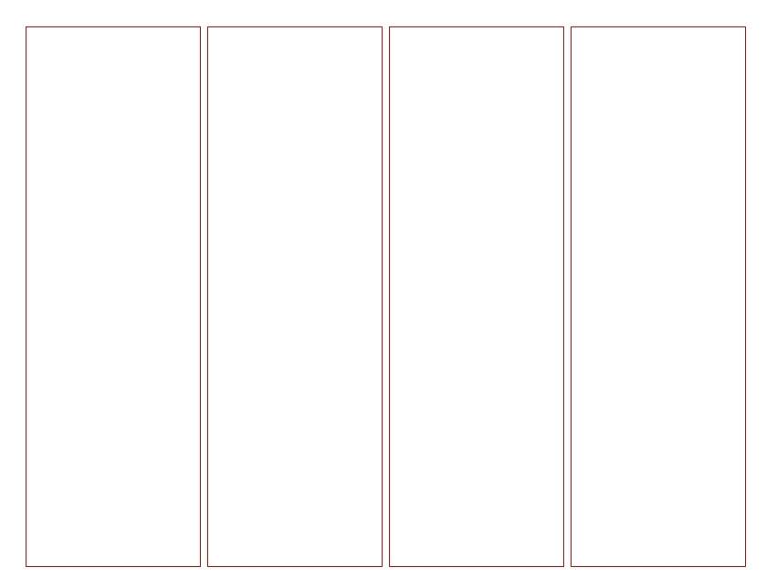 book mark templates