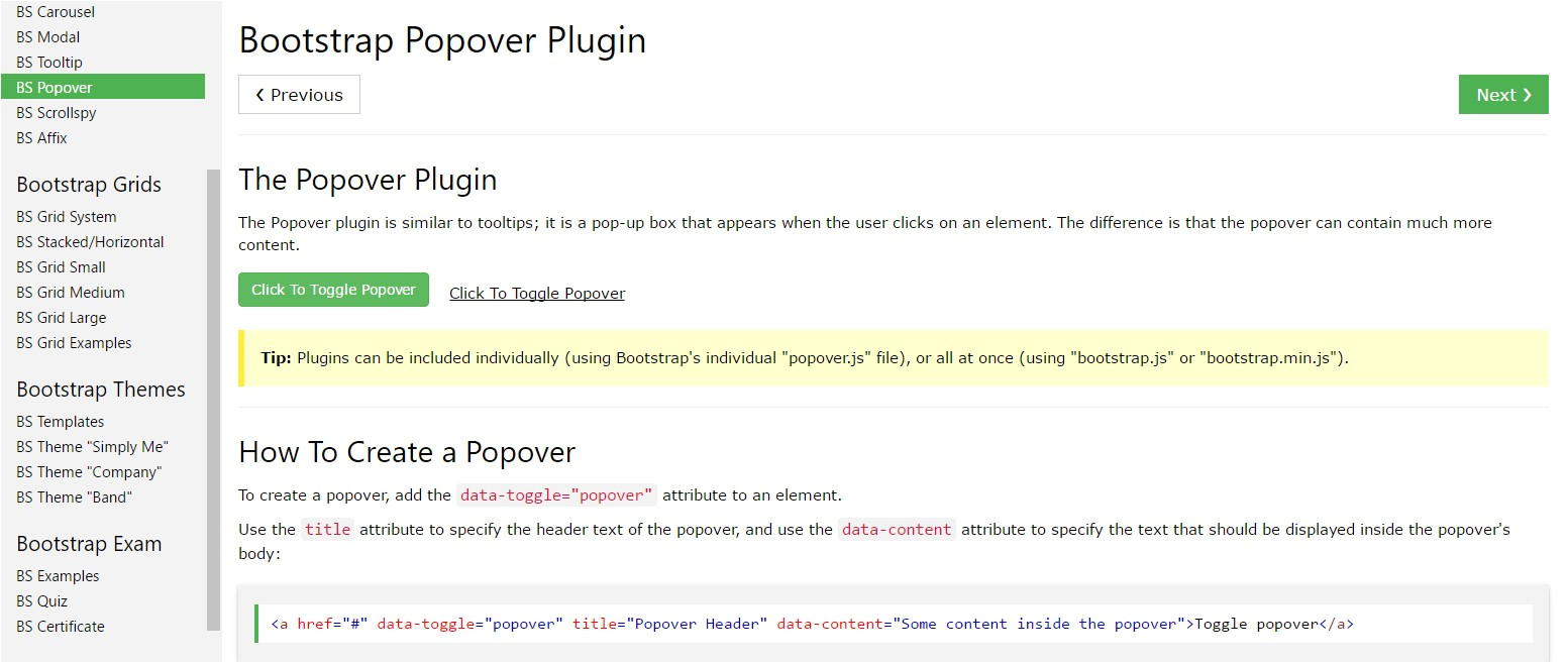 bootstrap popover template 523