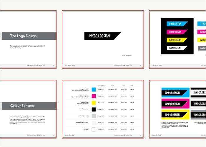 Brand Guidelines Template Pdf 17 Best Images About Branding for Women On Pinterest