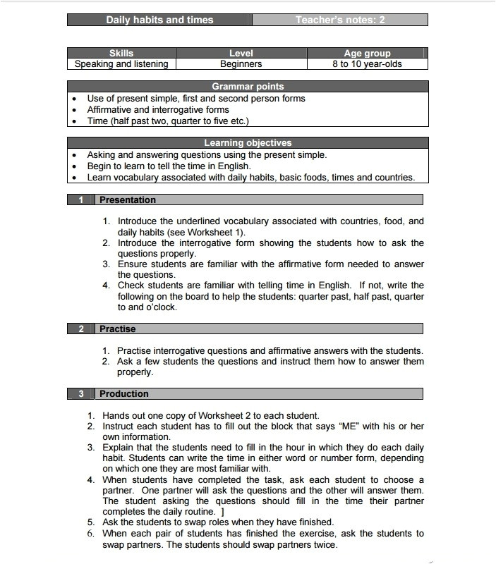 british council lesson plan template lesson plan format british council best resume examples printable