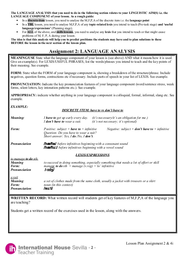 british council lesson plan template new example of a celta lesson plan