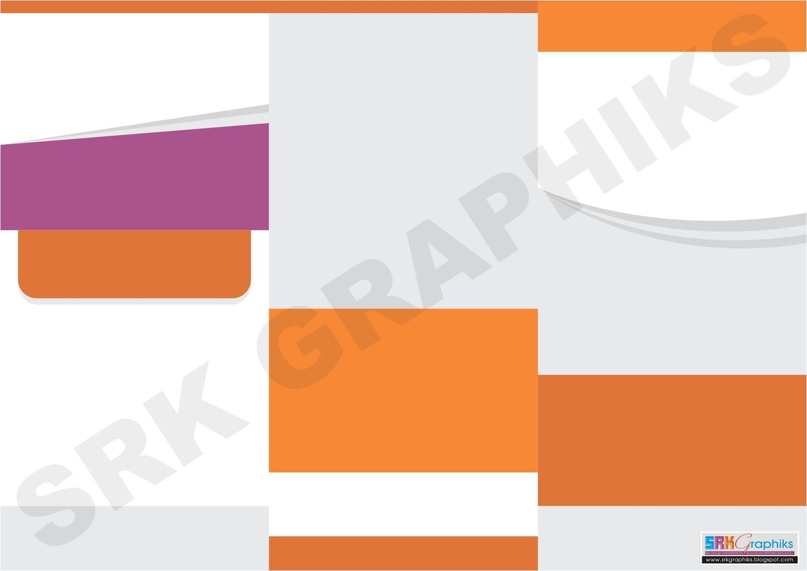 Brochure Design Templates Cdr format Free Download Brochure Design Tutorials In Coreldraw Pdf Best Samples