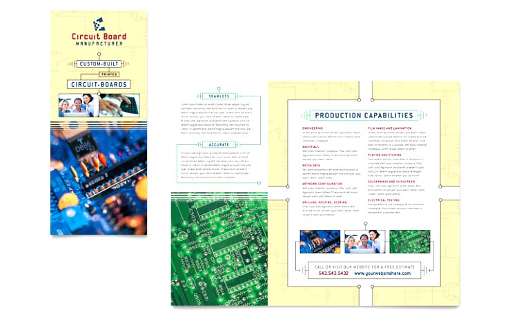 free brochure templates for microsoft word 2007
