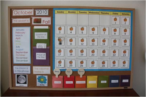 23023 calendario fai da te bambini