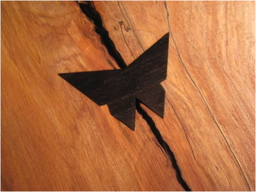 woodworking butterfly joint template with model photos in ireland