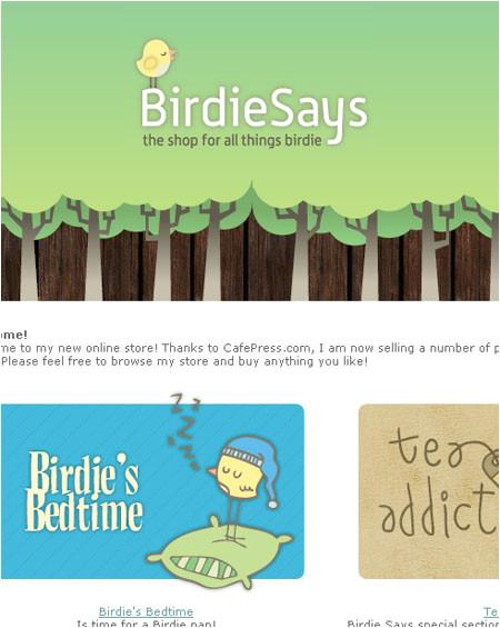 birdie says revamped