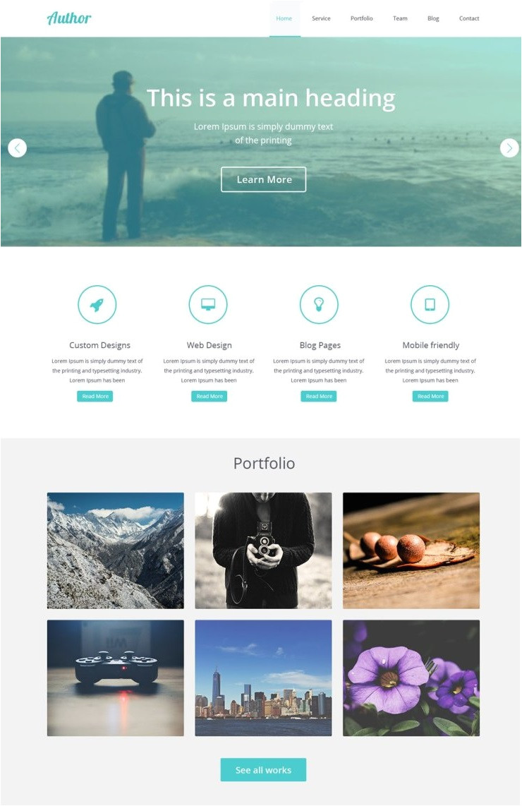 free cakephp templates