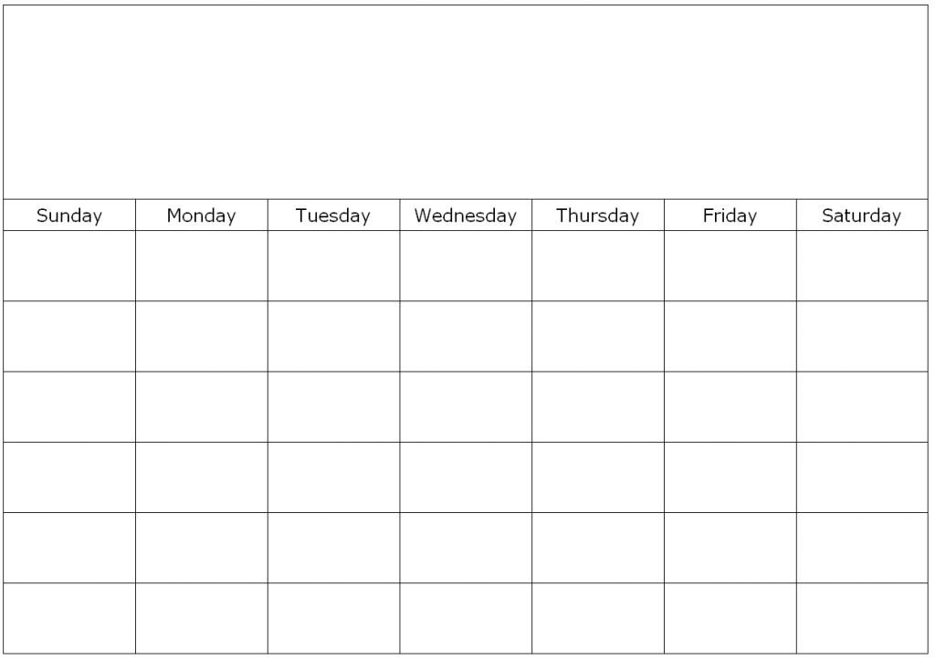 4 weekly calendar 356