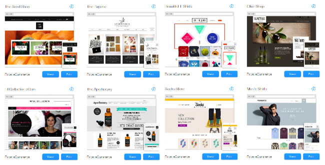 Can I Download Wix Templates 8 tools to Sell Your Goods Services Online