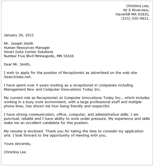 candidate attorney cover letter sample