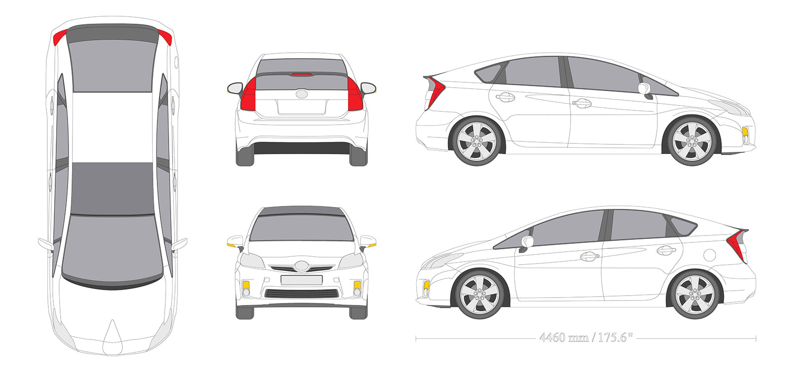 5 keys to vehicle graphic design
