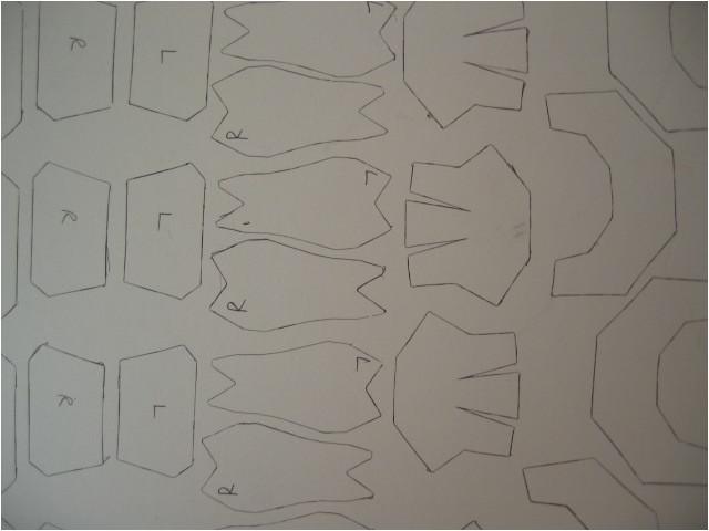 cardboard armour making 1 174625480