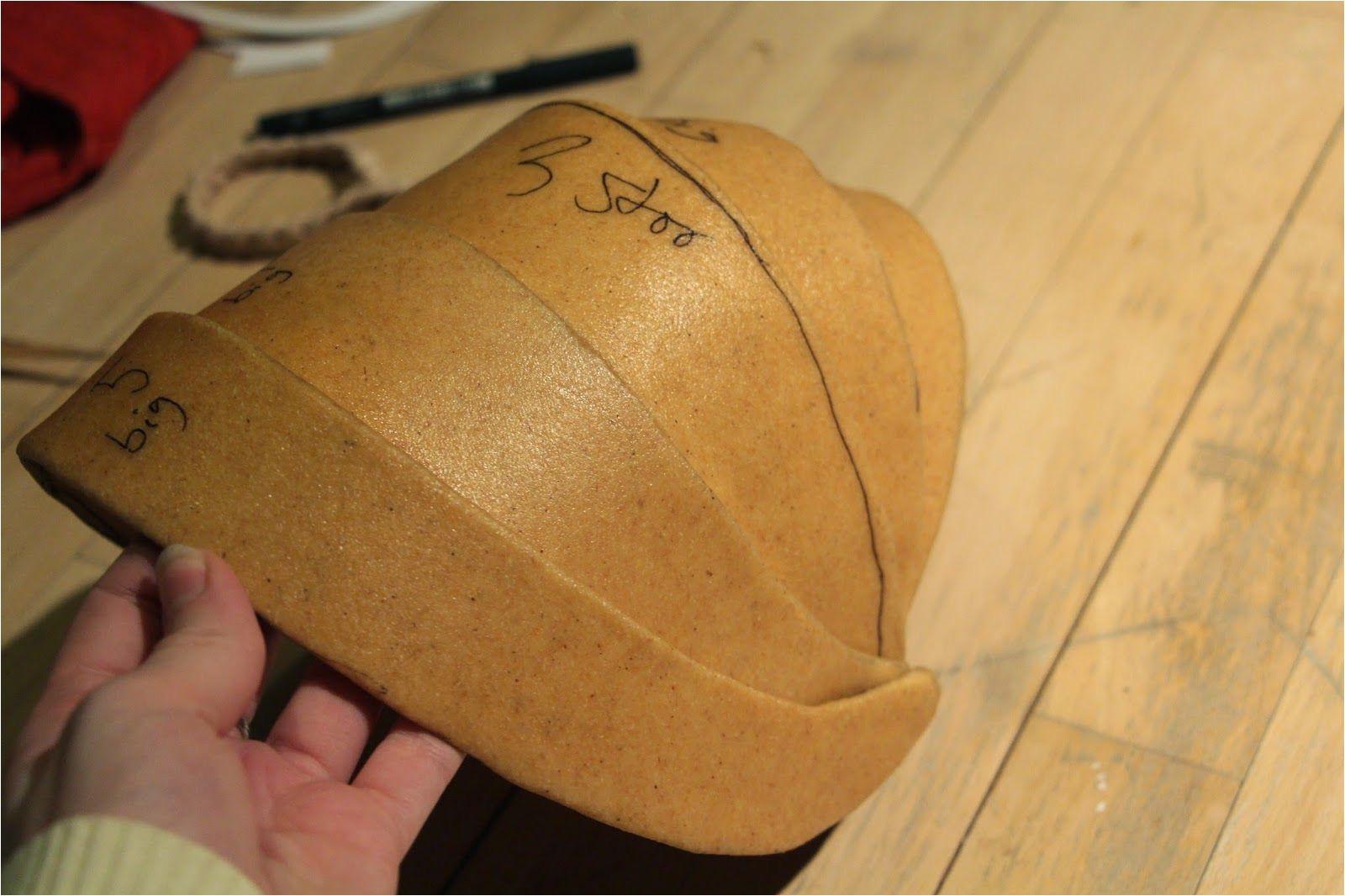 cardboard armour template