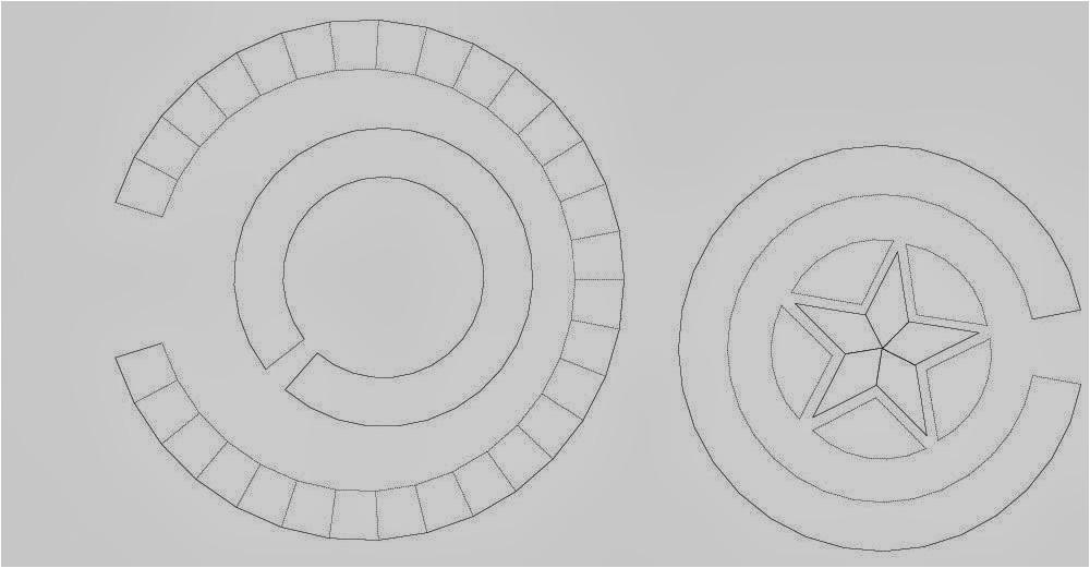 Cardboard Shield Template Dali Lomo Captain America 39 S Shield Diy 39 Cardboard