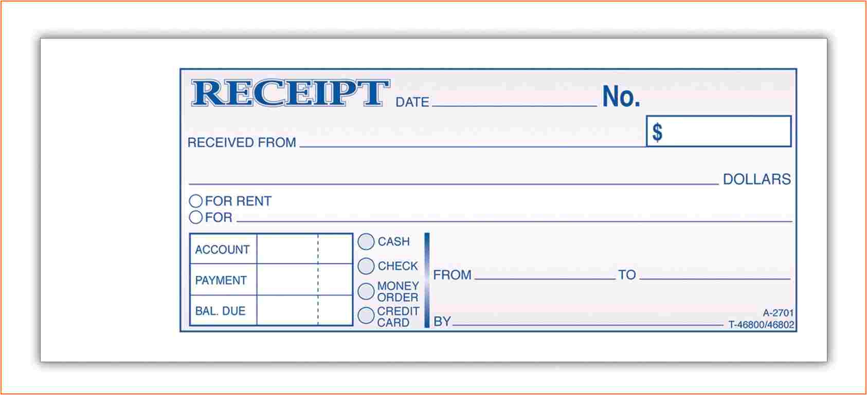 cash receipt book template shtml