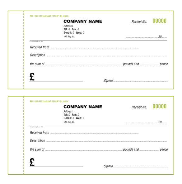 Cash Receipt Book Template Receipt Book Template 15 Free Word Excel Pdf format