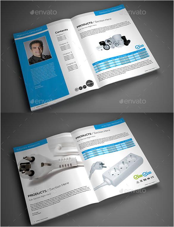 Catalogue Photoshop Template 58 Psd Catalogue Templates Psd Illustrator Eps
