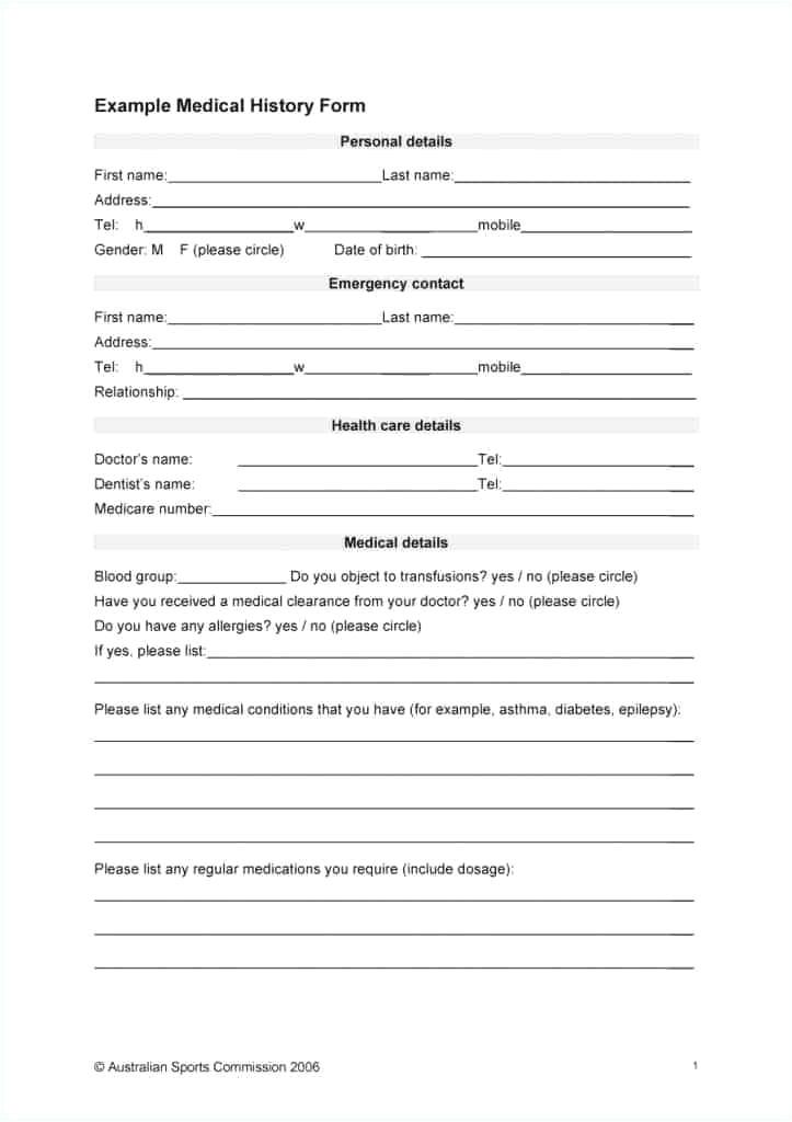 centrelink medical certificate template