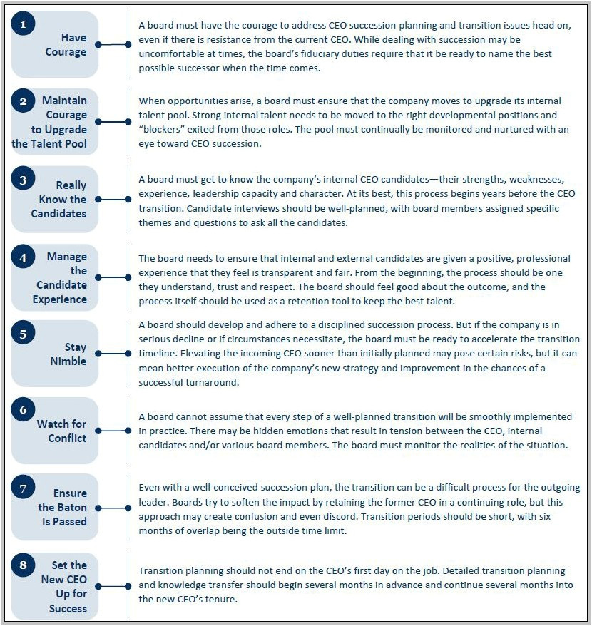 executive succession planning template 17004
