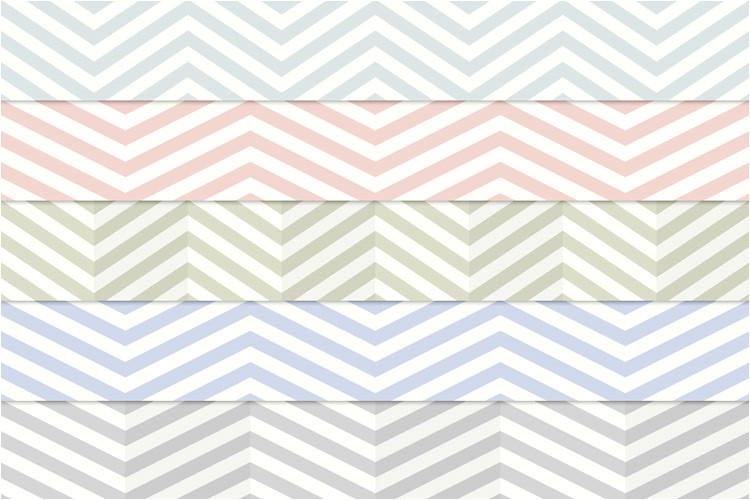 vintage chevron stripes pattern pack 1