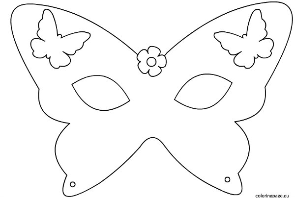 printable mask template