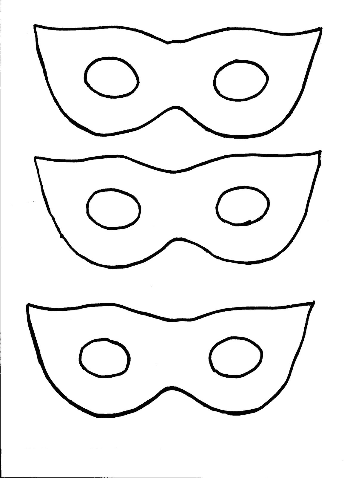 Children S Mask Templates Nana Brown 39 S Kids Craft Masquerade Masks